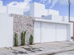 Muros e grades residenciais – 25 inspirações modernas | Decor Alternativa