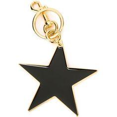 Stella Mccartney Star Keyring
