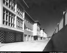 """""""Hillstan"""" Flats, Pt. Nepean Road, North Brighton, Vic (since demolished) 1951 [picture]"""