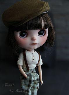 Lulu Blythe custom by Taradolls par Taradolls sur Etsy, €750.00