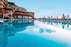 Hotel Sol Luna Bay Resort**** #dovolena #bulharsko #obzor Tours, Mansions, House Styles, Outdoor Decor, Fancy Houses, Mansion, Manor Houses, Mansion Houses, Villas
