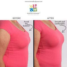 EBW Bras can solve so many bra problems!