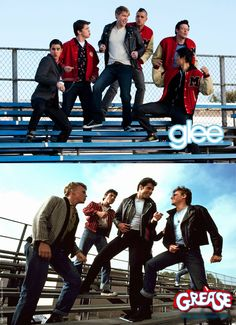 i'm really excited about this. #glee