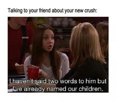 Check out these really funny crush memes that will make you too happy to see them. Quotes Thoughts, Life Quotes Love, Crush Quotes, Crush Humor, Happy Thoughts, True Detective, Funny Quotes, Funny Memes, Hilarious