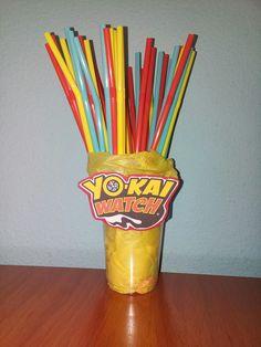 Vaso para pajitas Yo-KAI