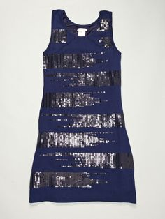 Sequin Stripe Dress by Sally Miller- I want this soooooo bad!