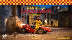 """PRADA presents """"CASTELLO CAVALCANTI"""" by Wes Anderson  Prada tapped Wes Anderson to do its latest fashion film... be inspired!  Wes Anderson... hmmmm"""