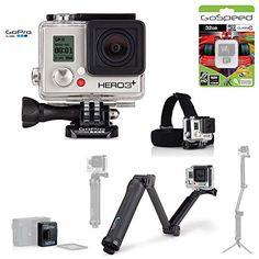 GoPro HERO3+ SILVER 10MP Full HD 1080p 60fps Built-In Wi-Fi Waterproof Wearable Camera Adventure 32GB Edition (Extreme)  http://www.lookatcamera.com/gopro-hero3-silver-10mp-full-hd-1080p-60fps-built-in-wi-fi-waterproof-wearable-camera-adventure-32gb-edition-extreme/