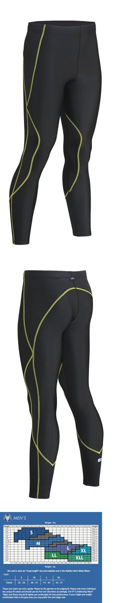 Other Mens Fitness Clothing 40892: Cw-X Conditioning Wear Men S Traxter Tights 250809-382 -> BUY IT NOW ONLY: $51.99 on eBay!