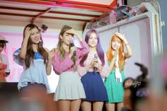 Blackpink at Ice Cream Event