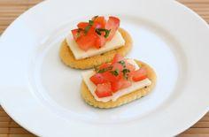 Bruschetta Bites | Snackpicks - Ideas to Snack On
