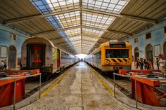 Trains by Dan Xerxes Sundstrom on 500px