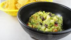 CPK White Corn Guacamole (copy) The On-Call Cook: The (attempt at) California Pizza Kitchen Guacamole Mexican Dishes, Mexican Food Recipes, Vegetarian Recipes, Cooking Recipes, Healthy Recipes, Ethnic Recipes, Cat Recipes, Yummy Recipes, Recipes Appetizers And Snacks