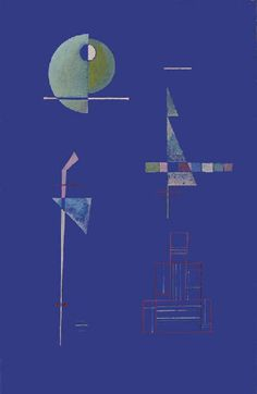 Wassily Kandinsky, 1929