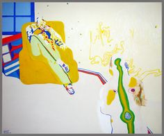 """Uwe Lausen """"Dekoration Depressiv"""", 1967"""