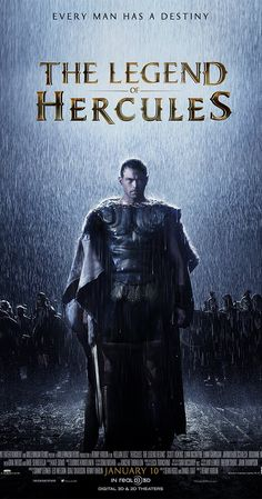 Directed by Renny Harlin.  With Kellan Lutz, Gaia Weiss, Scott Adkins, Roxanne McKee. The origin story of the the mythical Greek hero. Betrayed by his stepfather, the King, and exiled and sold into slavery because of a forbidden love, Hercules must use his formidable powers to fight his way back to his rightful kingdom.