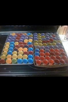 Best jelly shots ever! A taste of your favorite liquor drink