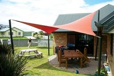 Shade sails are in general a great thing and are probably more useful than awnings or gazebos, but if you make a wrong choice when buying one for your backyard, it is most likely that you will remove it after a few days only, which would mean it was a total waste of money and you surely do not want this to happen. Getting a shade sail is a very stylish solution for keeping important areas such as the place where your car is parked, a dining area or your children's playground safe, out of…