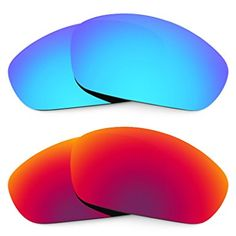 e8a5ea8a93 Revant Replacement Lenses for Oakley Straight Jacket (2007) 2 Pair Combo  Pack K005 Review