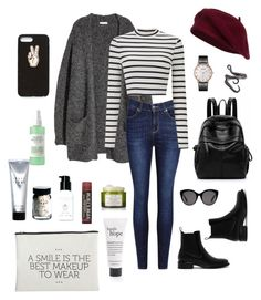 """""""Untitled #34"""" by rekaviktoria on Polyvore featuring CHARLES & KEITH, Miss Selfridge, Gucci, House Doctor, Fresh, philosophy, Bobbi Brown Cosmetics and Nasty Gal"""