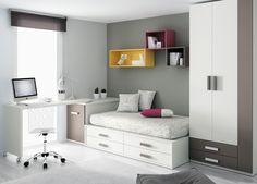 Possible habitació (taula amb rodes)