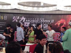 Music Man Lee Hom Wang:Taiyuan