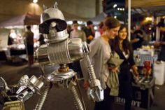 Get ready: it's time for the PDP's Spring Night Market, hosted in conjunction with the Pittsburgh Cultural Trust's quarterly Gallery Tin Can Man, Tin Can Crafts, Pittsburgh, Coffee Maker, Marketing, Night, Tin Man, Coffee Maker Machine, Coffee Percolator