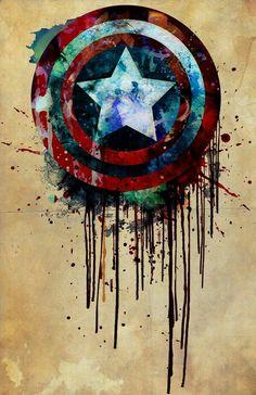 Captain America' Shield