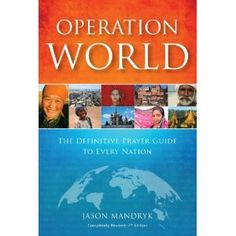 Operation World  2012