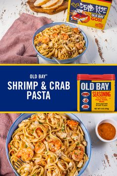 Crab Recipes, New Recipes, Dinner Recipes, Cooking Recipes, Favorite Recipes, Healthy Recipes, Lump Crab Meat Recipes, Summer Pasta Recipes, Easy Summer Meals