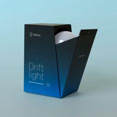 Drift Light灯泡包装设计欣赏