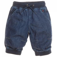 Polarn O. Pyret's kids clothes, childrens outerwear and baby layette are unique, eco friendly, and functional. Baby Pop, Baby Kind, Baby Wearing, Bermuda Shorts, Kids Outfits, Kids Fashion, Denim Shorts, Couture, Sewing