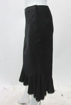 John Galliano Vintage 90 039 s Bias Cut Silk Slip Skirt Size 8 Made in France | eBay