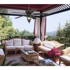 "52""  Casa Vieja Tropical Bronze Light Kit Ceiling Fan"