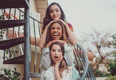 They are so amazing! Annie Grace, Annie Lablanc, Annie Leblanc Outfits, Annie And Hayden, Julianna Grace Leblanc, Bratayley, Pamela, Cute Friends, Best Friend Goals