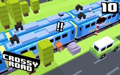 Train from crossy road