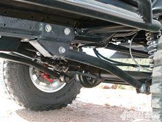 1996 Jeep Cherokee Xj Rock Krawler Long Arm Suspension
