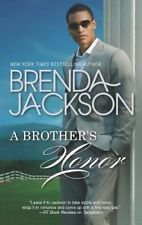 A Brother's Honor (Grangers) by Brenda Jackson