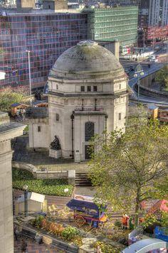 Hall of Memory, Birmingham UK /  My parents birthplace!