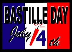 bastille day graphics