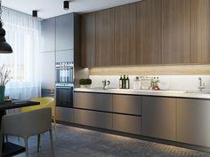 insight-studio | Дизайн трёхкомнатной квартиры по ул. Нёманская, г. Минск