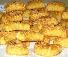 Sós, túrós sütemény - Blikk Rúzs Salty Snacks, Sweet And Salty, Croissant, Pretzel Bites, Tapas, French Toast, Food And Drink, Favorite Recipes, Sweets
