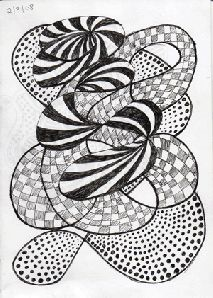 doodles easy drawing drawings zentangle simple snake imagination patterns doodle draw discover sketch apothecary zentangles pencil