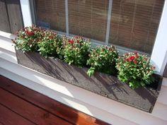 8 Beautiful DIY Window Box Planters ...   All Women Stalk