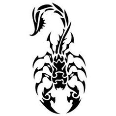 scorpion tatoo - Szukaj w Google