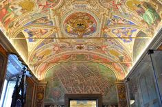 Nos corredores do Vaticano