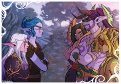 World of Warcraft: Battle for Azeroth World Of Warcraft Game, World Of Warcraft Characters, Warcraft 3, Warcraft Legion, World Of Wacraft, Character Art, Character Design, Night Elf, Medieval