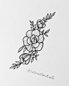 I ❤️ N A T U R E • • • #flower #flowertattoo #flowers #tattooflowers #tattoodesign #design #art #arte #artist #leaves #leavetattoo #tatuaje #tattooflor #flores #nature #realism #realismtattoo #inkspiration #doodleink