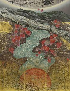 Utopian World: Kyosuke Tchinai | Gallery Elena Shchukina