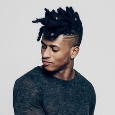 15+ Easy to Use Short Dreadlocks Hairstyles For Males - Dread Hairstyles For Men